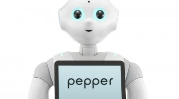 Softbank Pepper robot