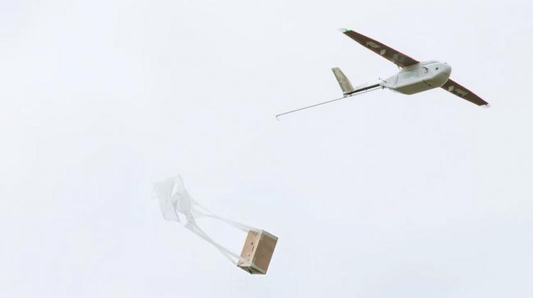 ups delivery drones