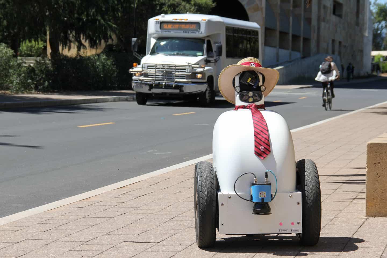 jackrabbot is an autonomously navigating robot prototype robots jackrabbot