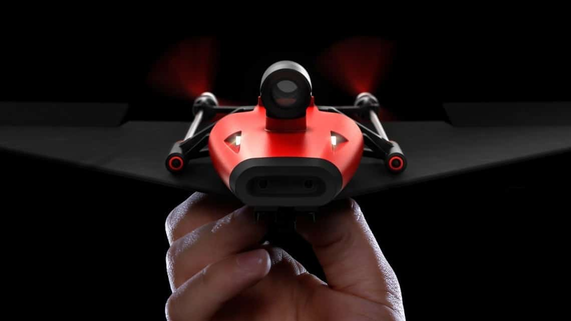 powerup drone