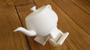 dancing teapot
