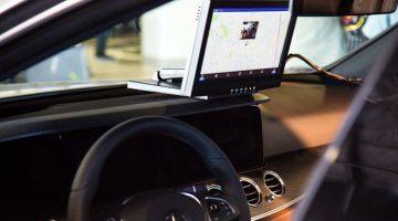 bmw intel driverless cars