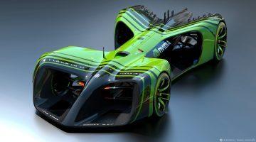 NVIDIA driverless cars