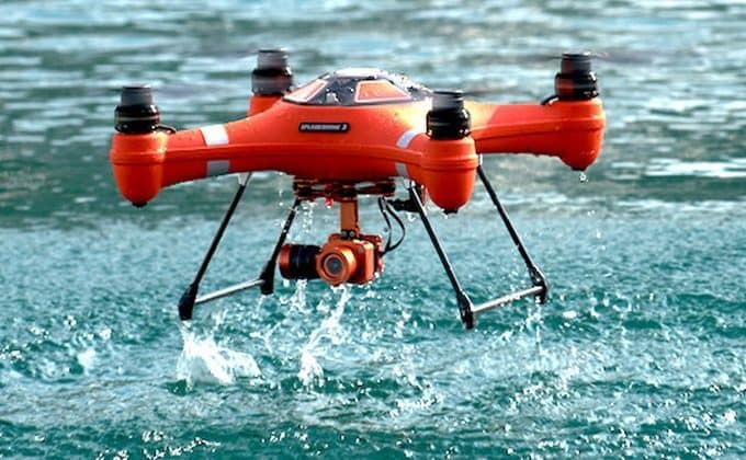 splash 3 drone