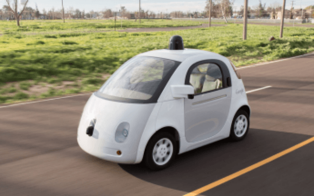 Google automated car