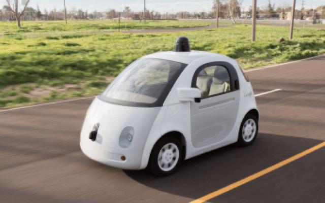 Google automated car