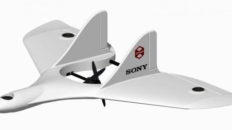 Sony Snooper Drones