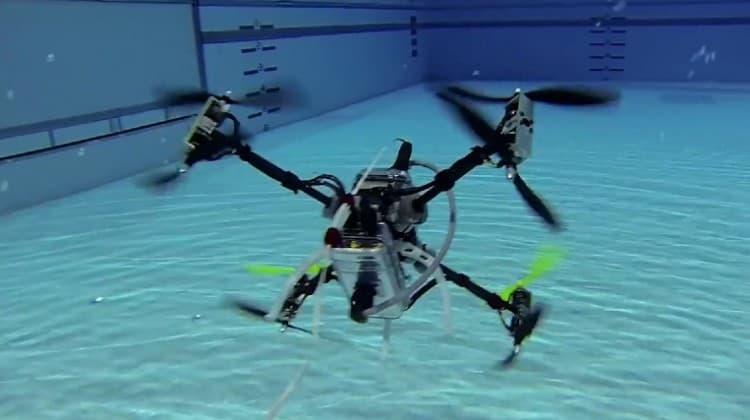 Naviator drone