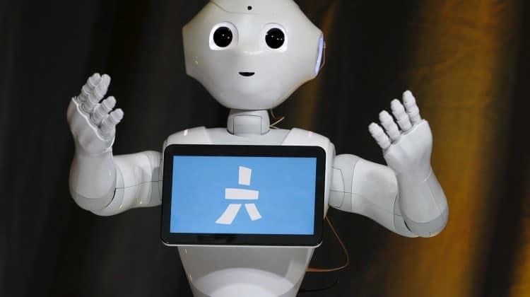 Pepper, International Robot Exhibition