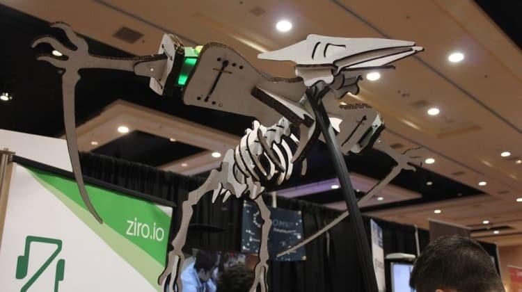 ZeroUI Ziro Robotics Kit