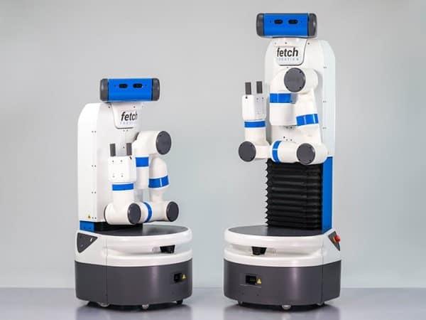 Openai Uses Fetch Robotics Robots To Test Domestic Machines