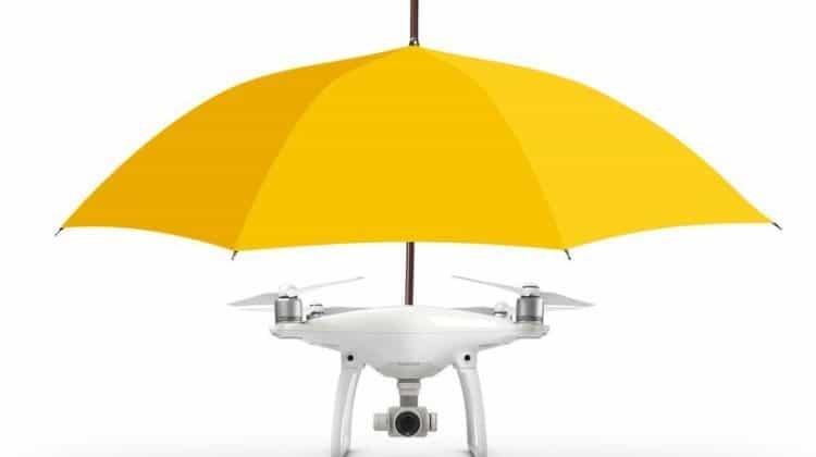 Umbrella Drone