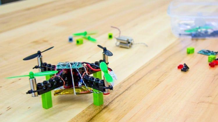 kitables mini drone