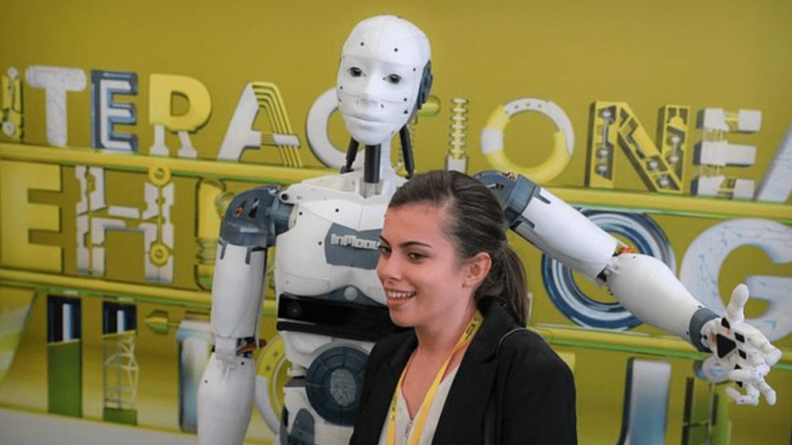 romanian humanoid robot