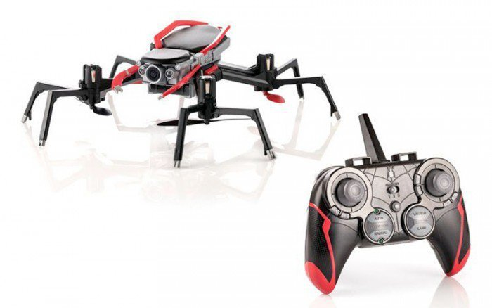 spider-man homecoming drone
