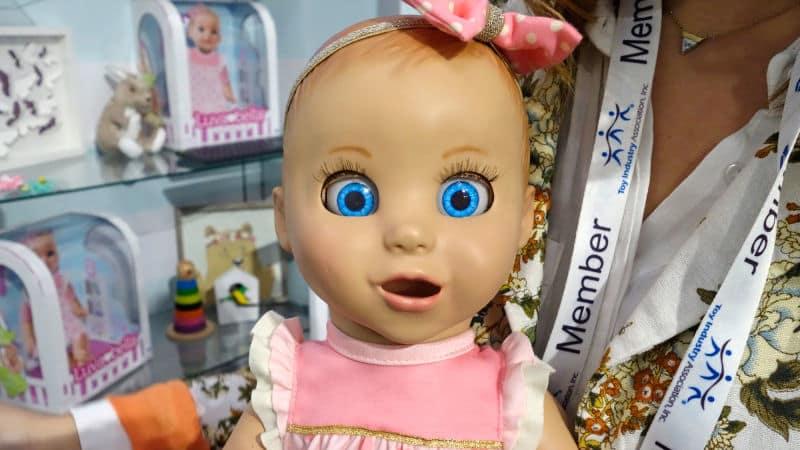 luvabella doll